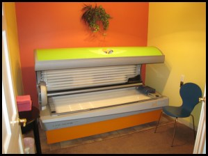 Tanning Beds. Level 5. Star Power - 48 Lamps plus 4 facials 160 Watts 10  minute max tan time